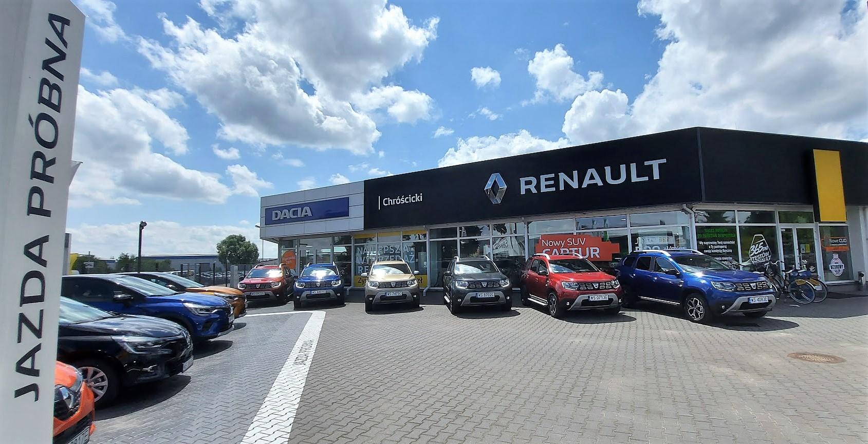 Renault AMS Chróścicki